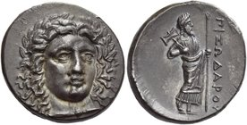 Pixodarus, 341 – 336