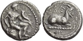 Cyprus. Kings of Salamis, Evagoras I circa 411- 374