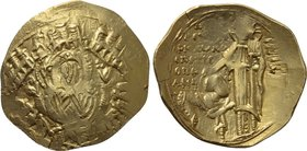 ANDRONICUS II PALAEOLOGUS (1282-1295). GOLD Hyperpyron. Constantinople.