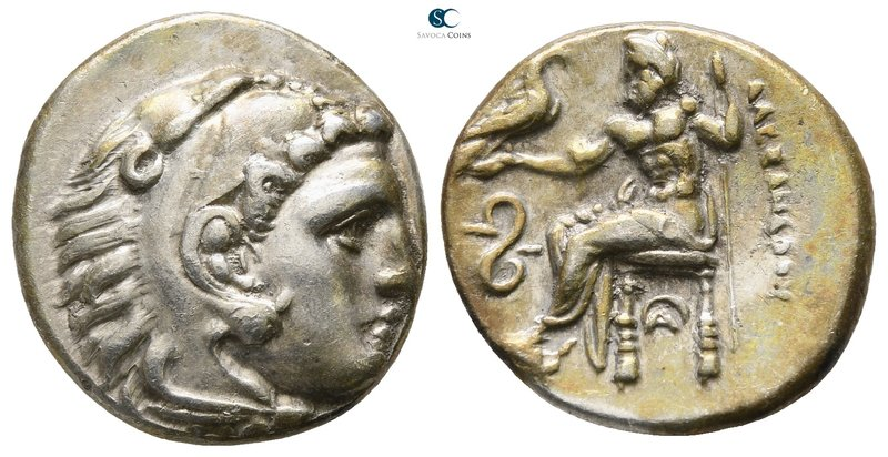Kings of Macedon. Lampsakos. Philip III Arrhidaeus 323-317 BC. In the name and t...