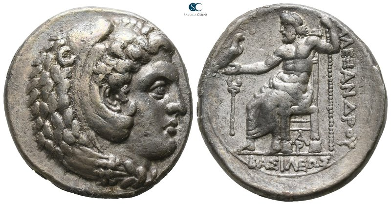 Kings of Macedon. Arados. Time of Alexander III - Philip III circa 324-320 BC. I...