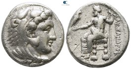 "Kings of Macedon. Tarsos mint, ""officina A"". Alexander III ""the Great"" 336-323 BC. Struck under Balakros or Menes, circa 333-327 BC. Tetradrachm AR"