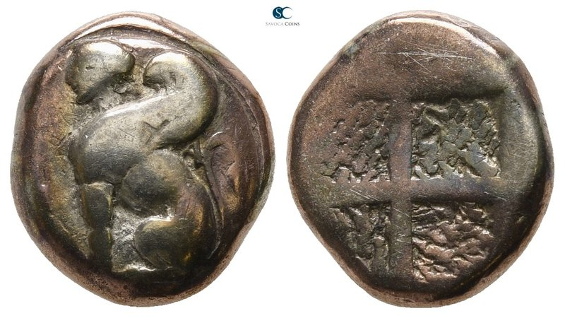Islands off Ionia. Chios circa 400-380 BC. 