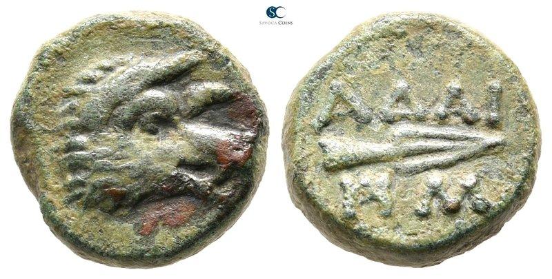 Thrace. Adaios circa 280-230 BC. 