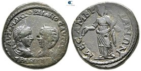 Thrace. Mesembria. Gordian III with Tranquillina AD 238-244. Bronze Æ