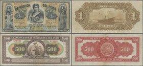 100 10 5 Netherlands no date 1946-53 Ministerie Van Oorlog 1 500 Cents 25