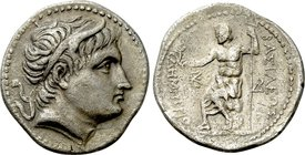 KINGS OF MACEDON. Demetrios I Poliorketes (306-283 BC). Tetradrachm. Amphipolis.