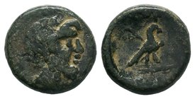 Phrygia, Amorion Æ19. 2nd-1st centuries   Condition: Very Fine  Weight: 6.14 gr Diameter: 18 mm
