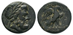 Lydia. Tralleis circa 200-50 BC.   Condition: Very Fine  Weight: 7.11 gr Diameter: 21 mm
