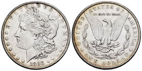 United States. 1 dollar. 1883. Philadelphia. (Km-110). Ag. 26,62 g. Choice VF. Est...35,00.