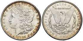 United States. 1 dollar. 1885. Philadelphia. (Km-110). Ag. 26,64 g. Almost XF. Est...30,00.
