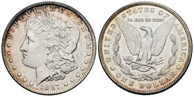 United States. 1 dollar. 1887. Philadelphia. (Km-110). Ag. 26,65 g. Almost XF/XF. Est...35,00.