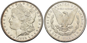 United States. 1 dollar. 1888. Philadelphia. (Km-110). Ag. 26,67 g. Almost XF. Est...35,00.