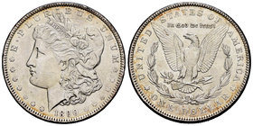 United States. 1 dollar. 1890. Philadelphia. (Km-110). Ag. 26,76 g. It retains some luster. XF/AU. Est...40,00.