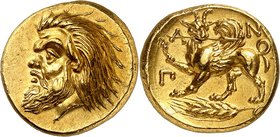 Cimmerian Bosporos. 