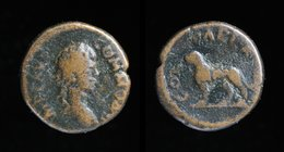 PISIDIA, Parlais: Commodus (177-192), issued c. 177-180. 2.49g, 15mm.