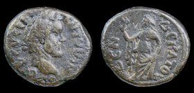 EGYPT, Alexandria: Antoninus Pius (138-161), Billon tetradrachm, issued RY 11 = AD 147/8. 12.4g, 23.3mm. 
