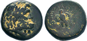 LYDIA. Blaundos. (2nd-1st century BC). AE Bronze.