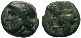 TROAS. Lamponeia. Ae (4th century BC).