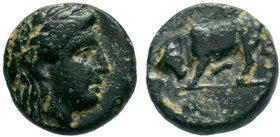MYSIA. Gambrion. Ae (4th century BC).