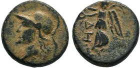 PAMPHYLIA. Side. Ae (3rd/2nd centuries BC).