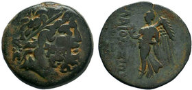 CILICIA.Elaiousa-Sebaste (100-0 BC). AE Bronze.