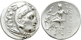 KINGS OF THRACE (Macedonian). Lysimachos (305-281 BC). Drachm. Kolophon. In the name of Alexander III of Macedon.