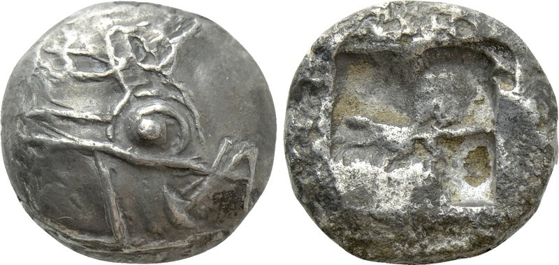 LYCIA. Phaselis. Stater (Circa 550 BC).