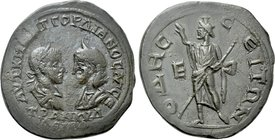 MOESIA INFERIOR. Odessus. Gordian III, with Tranquillina (238-244). Ae.
