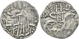 BULGARIA. Second Empire. Mihail Asen III Šišman (1323-1330). Groš. Possible contemporary imitation.