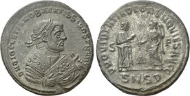 DIOCLETIAN (284-305). Follis. Serdica.