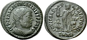 LICINIUS I (308-324). Follis. Heraclea.