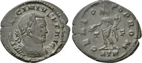LICINIUS I (308-324). Follis. Treveri.