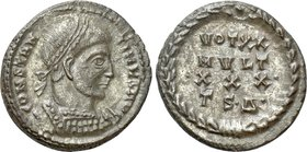 CONSTANTINE I THE GREAT (307/10-337). Follis. Thessalonica.