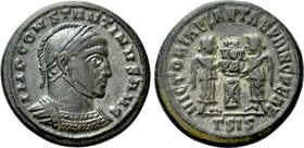 CONSTANTINE I THE GREAT (306-337). Follis. Siscia.
