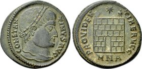 CONSTANTINE I THE GREAT (307/310-337). Follis. Nicomedia.