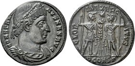 CONSTANTINE I THE GREAT (306-337). Follis. Arelate.