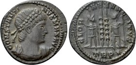 CONSTANTINE I THE GREAT (306-337). Follis. Treveri.