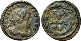 CONSTANTINE I THE GREAT (306-337). Quarter Follis. Treveri.