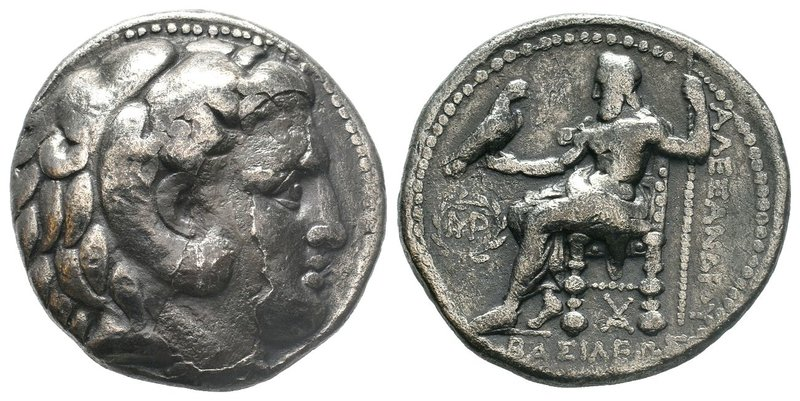"Kings of Macedon. Alexander III ""the Great"" 336-323 BC.   Condition: Very Fine  ..."