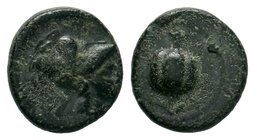 PAMPHYLIA. Side. Ca. 460-430 BC  Condition: Very Fine  Weight: 1.32gr Diameter: 12.59mm  From a Private Dutch Collection.