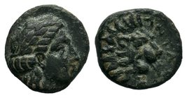 Troas. Antandros circa 350-250 BC.  Condition: Very Fine  Weight:1.64gr  Diameter: 11.75mm  From a Private Dutch Collection.