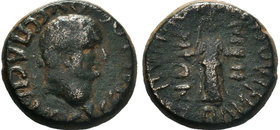 CARIA. Kidramos. Vespasian (69-79). Ae.  Condition: Very Fine  Weight: 6.60gr Diameter: 18.47mm  From a Private UK Collection.