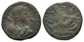 Caracalla (197-217) Ae.  Condition: Very Fine  Weight:12gr  Diameter: 28mm From a Private UK Collection.