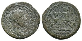 Trajan Decius. 249-251 AD. AE Cilicia, Tarsus,  Condition: Very Fine  Weight:21.16gr  Diameter: 30mm From Coin Fair before 1980's