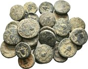 Lot of 30 x mixed greek coins / SOLD AS SEEN, NO RETURN ACCEPTED!!!