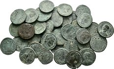 Lot of 40 x mixed roman coins / SOLD AS SEEN, NO RETURN ACCEPTED!!!