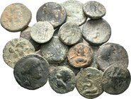 Lot of 20 x mixed greek / SOLD AS SEEN, NO RETURN ACCEPTED!!!