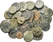 Lot of 30 x mixed roman-greek coins, / SOLD AS SEEN, NO RETURN ACCEPTED!!!