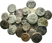 Lot of 25 mixed coins, / SOLD AS SEEN, NO RETURN ACCEPTED!!!
